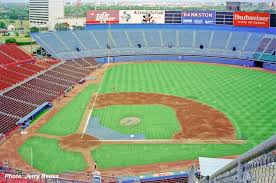 arlington stadium history photos texas rangers
