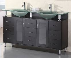 Glass Bathroom Sinks And Vanities Homethangs Has Introduced A Guide To Tempered Glass Vanity Tops