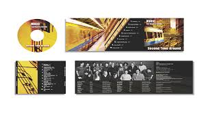layout cd booklet 2 mt hood jazz band and combo 2009 cd michelle clark graphic design