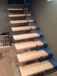 how to build floating stairs handy father architecture