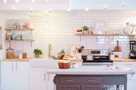 Kitchen Makeover Before And After - white and wood kitchen makeover before and after fresh mommy