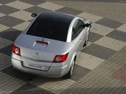 renault sedan 2006 renault mégane coupé sedan 2006 auta na plochu tapety na plochu