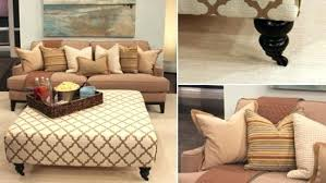ottoman ideas for living room living room ottoman ideas laurinandlovellphotography com
