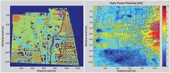 Asu Campus Map Wind Turbine Impact On Birds And Bats Asu Ask A Biologist