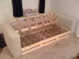 How To Make A Platform Bed From A Regular Bed by Best 25 Build A Couch Ideas On Pinterest Outdoor Furniture