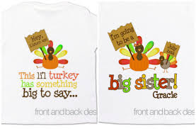 5 thanksgiving pregnancy announcement ideas