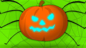 incy wincy spider halloween song scary nursery rhymes for kids