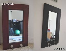 How To Paint Interior Windows How To Paint A Non Removable Mirror Frame