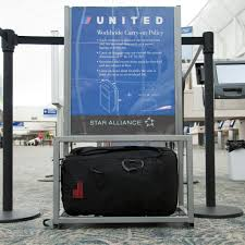 United Airlines Carry On Size Gr2 Goruck