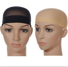 hair net 2pcs unisex elastic wig caps for wigs glueless hair net wig