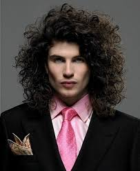 haircuts for frizzy curly hair men with long curly hair latest men haircuts