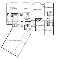 apartments garage floor plan shelby angled garage bussell