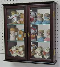 All Glass Display Cabinets Home Amazon Com Wall Mounted Curio Cabinet Sports Shot Glass Display