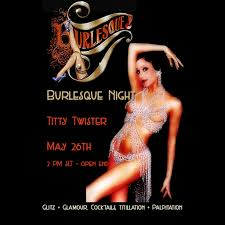 burlesque event the tt