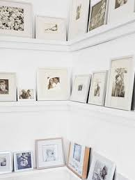 ideas for displaying pictures on walls best 25 photo ledge display ideas on pinterest picture walls