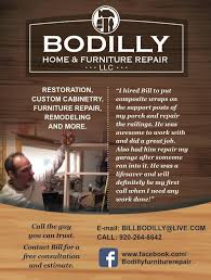 Bodilly Home And Furniture Repair Home Facebook - Home furniture repair