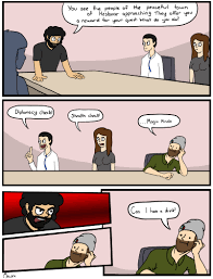Boardroom Meeting Meme - dnd boardroom boardroom suggestion know your meme
