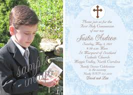 communion boys communion invitations for boys plumegiant