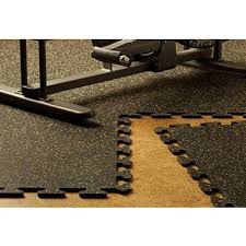 ez flex interlocking recycled rubber floor tiles