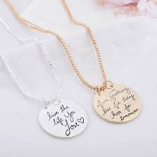 personalized engraved necklaces personalized engraved necklaces the necklace