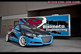 bisimoto odyssey engine exclusive content your first official look at the bisimoto cr z