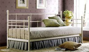 White Metal Daybed Bedroom Attractive 9 Photos Of Fresh On Collection 2015 White