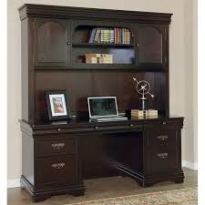 Home Computer Desks With Hutch Martin Furniture Beaumont Computer Desk With Hutch In Java