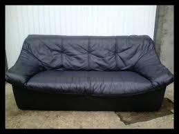 teindre un canapé en cuir splendide nettoyer un canape en cuir blanc set thequaker org