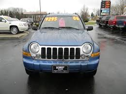 What Are Side Curtain Airbags 2006 Jeep Liberty Limited 4dr Suv W Front Side Curtain Airbags In