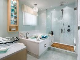 impressive bathroom crystal chandelier lavish modern bathroom