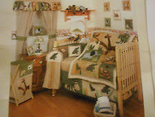 Zanzibar Crib Bedding Kidsline Jungle Unisex Nursery Bedding Ebay