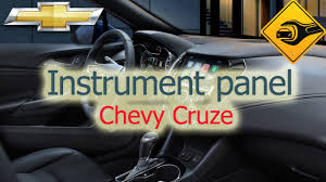 chevrolet cruze instrument panel youtube