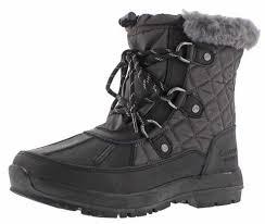 bearpaw womens boots size 9 bearpaw bethany s waterproof duck toe boots