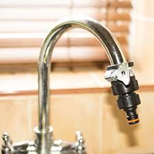 connecteur universel pour robinet de cuisine et tuyau de jardin