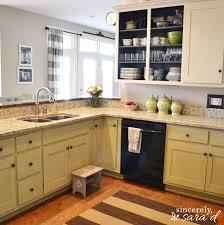 white oak wood driftwood amesbury door chalk painted kitchen