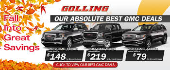 gmc black friday deals golling buick gmc in lake orion a waterford auburn hills