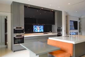 Kitchen Splashback Ideas Uk by Kitchen Splashback Tv Hide My Tv