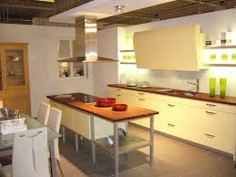 yellow and red country kitchen with eat in kitchen image 9 of 19