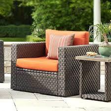 outdoor furniture chair cushions walmart patio furniture chair