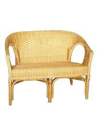 divanetto vimini noleggio divanetto in vimini naturale noleggiodesign
