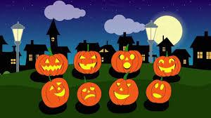jack o lantern song halloween pumpkin for children kids u0026 the