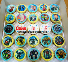 bob the builder cupcake toppers jenn cupcakes muffins transformers jenn cupcakes muffins disney frozen transformers cupcakes