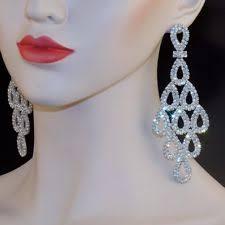 6 Beautiful Chandelier Earrings You Clip On Chandelier Earrings Ebay