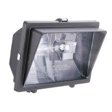Outdoor Flood Light Fixtures Waterproof N 300 Watt Or 500 Watt Quartz Outdoor Halogen Bronze Visored