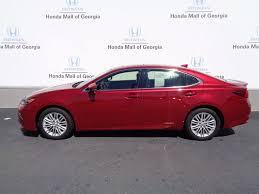2013 lexus es hybrid gas mileage 2016 used lexus es 300h 4dr sedan hybrid at honda mall of georgia