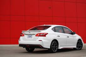 nissan sentra nismo canada review 2017 sentra sr turbo is a more refined sport compact the