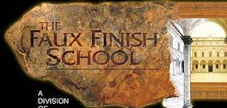 Faux Finishing Faux Painting By The Faux Finish School Teaches Classes And