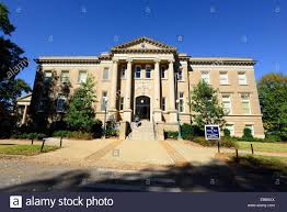 M S University by Bryant Hall Ole Miss Campus University Oxford Mississippi Ms Stock