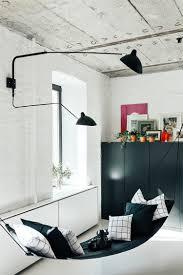 deco loft americain la déco intérieure d u0027un loft avec béton et verrière métallique