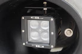 Cube Lights 3 Inch Black Label Lighting Led Cube Foglight Kit 2007 2013 Gmc Sierra